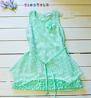 Нарядне плаття для дівчинки (4 років)
