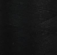 Швейные нитки №40/2  4000 ярд (черная)