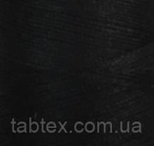 Швейні нитки №40/2 4000 ярд (чорна)
