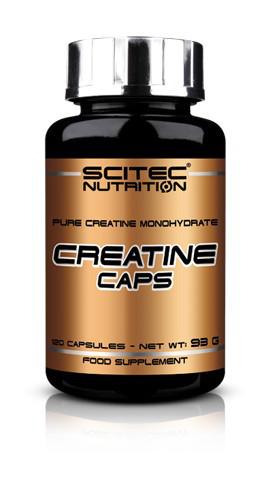 Креатин Scitec Nutrition - Creatine Caps (120 капс)