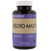 MRM, Neuro-Max II, 60 капсул на растительной основе, фото 1