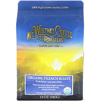 Mt. Whitney Coffee Roasters, Organic Ground Coffee, French Roast, 12 oz (340 g)