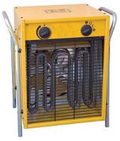 Тепловентиляторы электрические промышленные 9 кВт