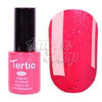 Гель-лак Tertio №063 (ярко-розовый, микроблеск), 10 мл
