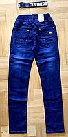 Джинсовые брюки для мальчиков оптом, F&D, 134-164 рр., арт. F214, фото 3
