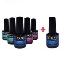 Набор гель лаков Oxxi 5+1