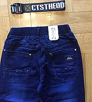 Джинсовые брюки для мальчиков оптом, F&D, 134-164 рр., арт. F214, фото 4