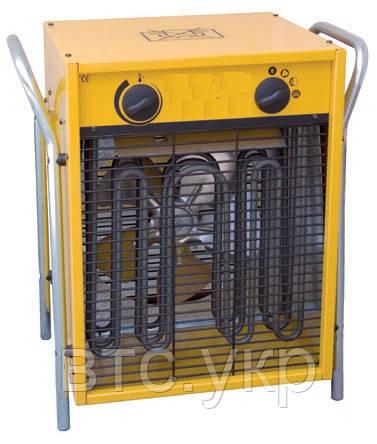 Тепловентилятор электрический промышленный 15 кВт