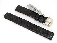 Ремешок для часов Velengton VTN01BL01-16 16 мм Черный