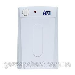 Водонагреватель Arti компактный для кухни 1 кВт, 10 л