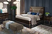 Кровать Alf Group Accademia 180 см х 200 см коричневый PJAC0145RT