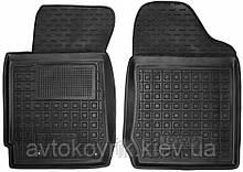 Поліуретанові передні килимки в салон Toyota Corolla IX (E120/130) 2000-2006 (AVTO-GUMM)