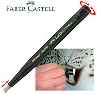 Ластик из стекловолокна в пластиковом корпусе для устранения чертежной туши FABER - CASTELL, 180300