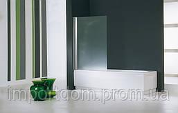 Стеклянная шторка для ванны Novellini Aurora 90x150