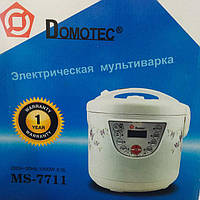 Мультиварка 5л DOMOTEC MS 7711 ( мультиварка скороварка )