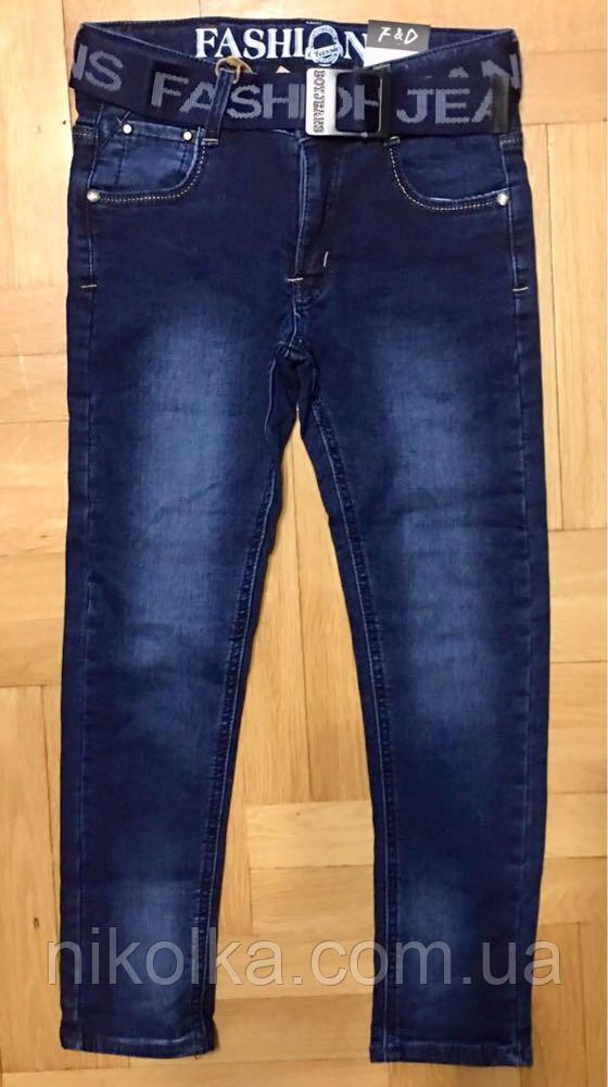 Джинсовые брюки для мальчиков оптом, F&D, 134-164 рр., арт. F212