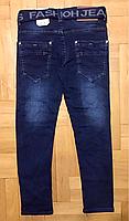 Джинсовые брюки для мальчиков оптом, F&D, 134-164 рр., арт. F212, фото 3