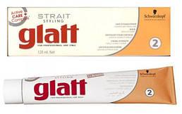 Glatt Kit 2 Набор для выравнивания волос 80 мл