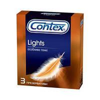 Contex Презервативы латексные с силиконовой смазкой