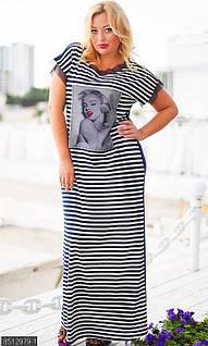 Платье XL (50-52) 2XL (52-54) 3XL (54-56)