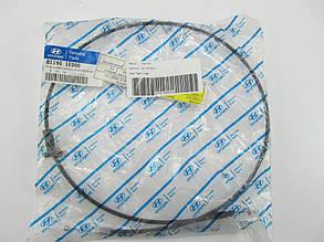 Трос привода замка капота передний OEM 81190-1E100 KAP H07CBLSD05135