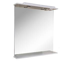 Зеркало с подсветкой Aqua Rodos Ассоль 80 см