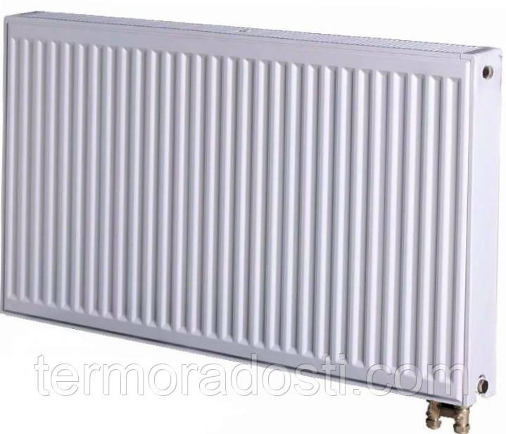Панельный радиатор Djoul 300х1000 мм. (нижнее подкл / тип 33)