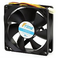 ϞВентилятор Frime 80*80*25 3 pin для компьютера стационарного система охлаждения