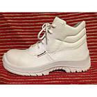 Ботинки Модиф для внутренних работ белые (высокие) Wurth, фото 3