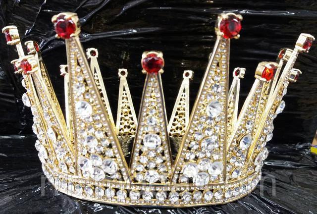 Свадебные тиары и короны для невест оптом в Украине.