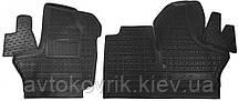 Полиуретановые коврики в салон ГАЗ ГАЗель Next (ручка КП сверху на панели) 2013- (AVTO-GUMM)