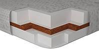 Топпер тонкий матрас скрутка Extra Kokos (Экстра Кокос) Matro-Roll 80x190 см