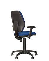 Крісло офісне Master GTR window механізм Freestyle хрестовина CHR68, тканина С-6 (Новий Стиль ТМ), фото 3