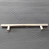 Рейлинговая ручка MAR 12/352 мм. сатин, фото 4