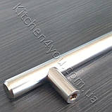 Рейлинговая ручка MAR 12/352 мм. сатин, фото 5