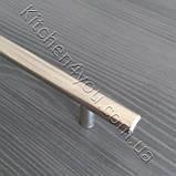 Рейлинговая ручка MAR 12/352 мм. сатин, фото 6