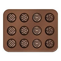 Формы для шоколада микс Tescoma DeliciaChoco 629368