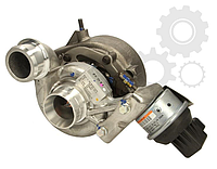 Турбина VW Crafter 2.5TDI (100-120kw) (с электронным управлениям), код 49377-07515, Mitsubishi