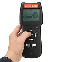 2018 Universal Авто Диагностический сканер Набор Считыватель кода неисправности D900 OBD2 EOBD CAN