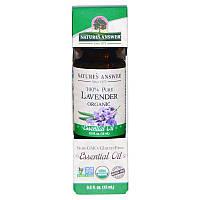 Масло лаванды и чайного дерева (Oils Lavender, Tea Tree), Now Foods, 30 мл