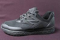 Кроссовки мужские New Balance 100 черные код 1806А