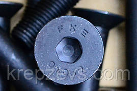 Винты DIN 7991 под шестигранник М24