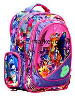 Рюкзак школьный для девочки, Class
