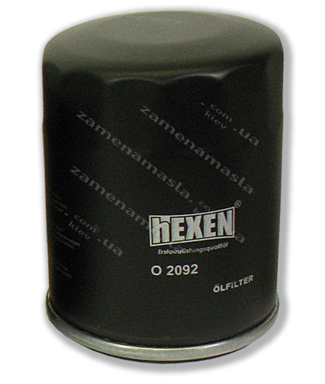 Hexen O2092 аналог SM-106 на John Deere; Citroën; Daihatsu; Toyota Auris, Avensis, Aygo, Camry FF, Carina