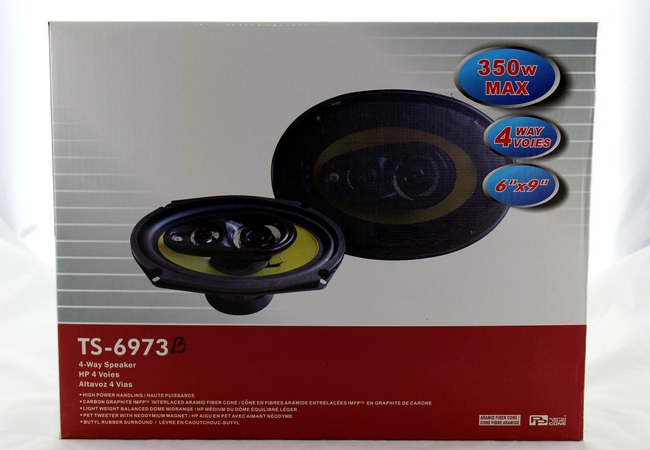 Автомобильные Колонки TS 6973B max 350w  Автомобильная акустика