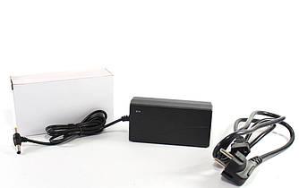 Адаптер 12V 4A пластик + кабель, сетевой адаптер 12v, блок питания адаптер, ac dc адаптер 12v