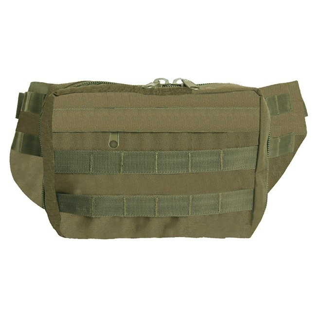 Сумка для пистолета MilTec Molle Olive 16149001