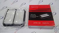 Фильтр воздушный Матиз, Чери QQ (пластиковый корпус) JAPAN LINE