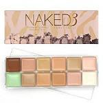Консиллер для макияжа NAKED 3, (12 цветов )
