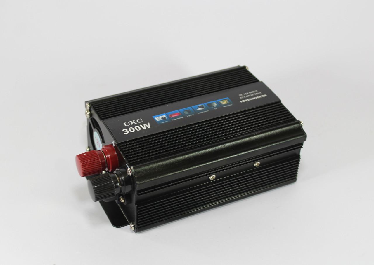 Преобразователь  AC/DC 300W SSK UKC / автомобильный преобразователь напряжения / автомобильный инвертор